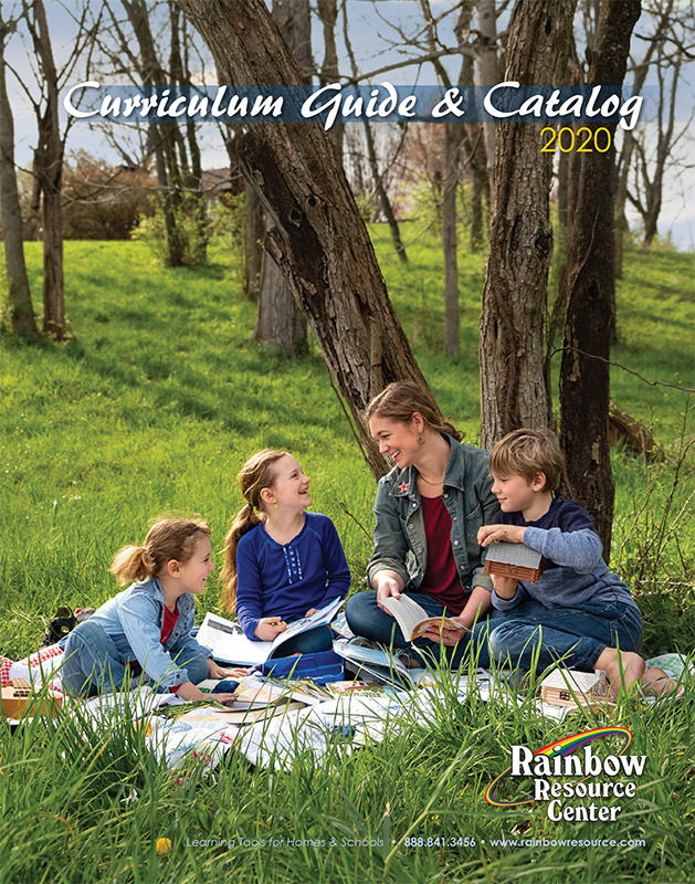 Rainbow Resource Center 2020 Curriculum Guide and Catalog