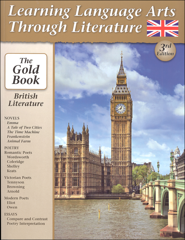 Learning Language Arts Through Literature Gold - British Literature
