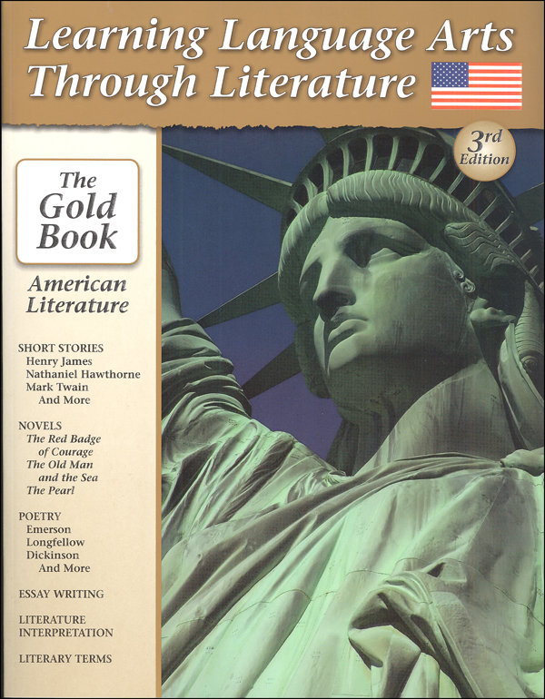 Learning Language Arts Through Literature Gold - American Lit