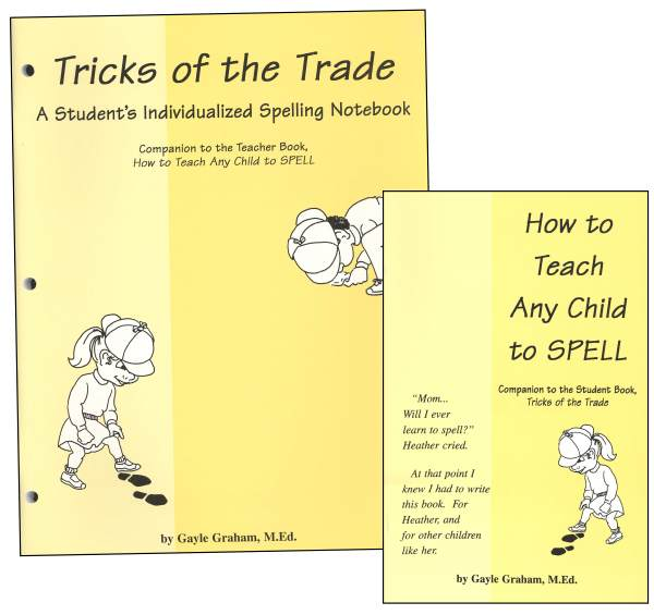 How to Teach Any Child to Spell / Tricks of the Trade 2-Book Set