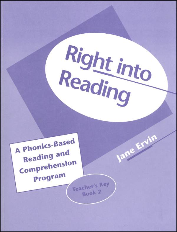 Right Into Reading Book 2 Key
