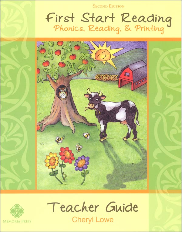 First Start Reading Teacher's Guide