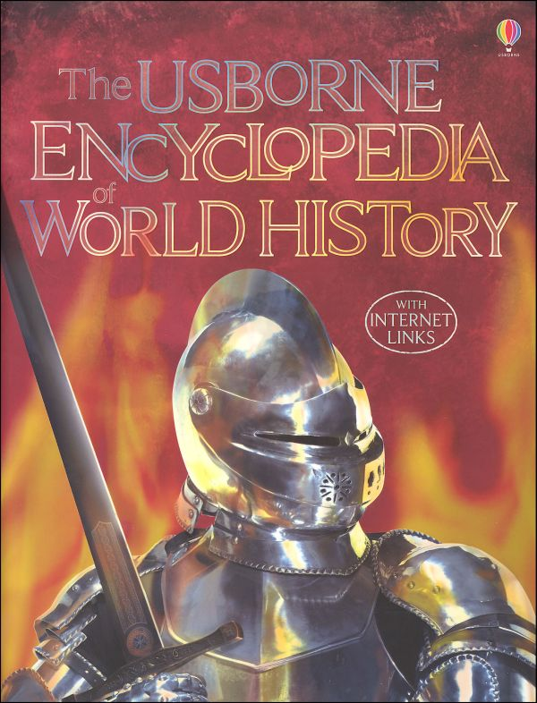 Encyclopedia of World History Internet-Linked (Hardcover)