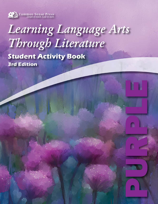 Learning Language Arts Through Literature Purple Student Book (3rd Edition)