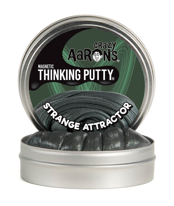 Strange Attractor Putty with Magnet (Super Magnetics)