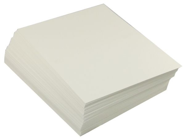 "Art1st White Watercolor Paper Package - 9""x 12"" (250 Sheets)"