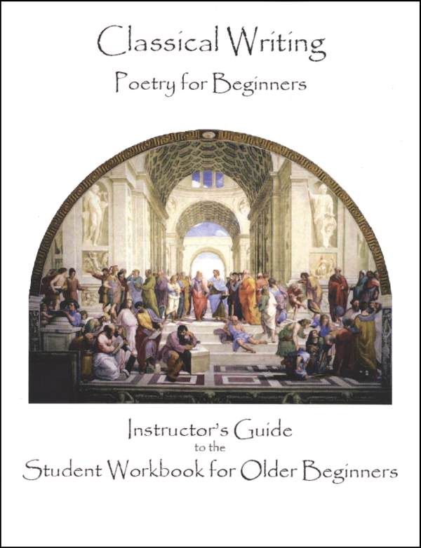 Classical Writing:Poetry/Beginners InstGd O/B
