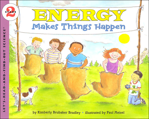 Energy Makes Things Happen (Let's Read and Find Out Science Level 2)