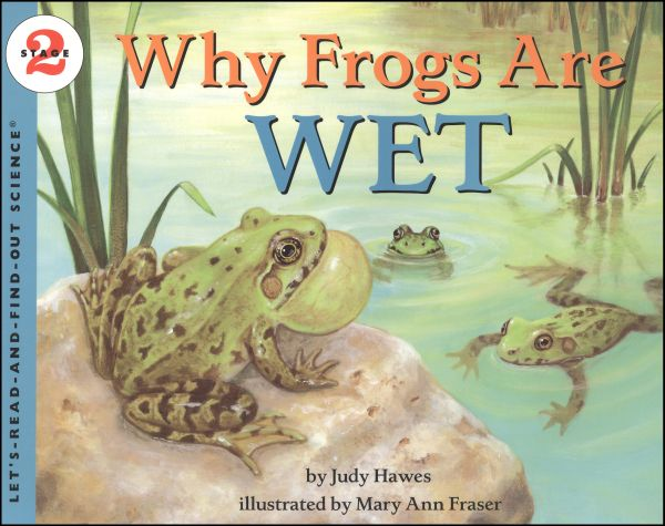 Why Frogs Are Wet (FRAFOS L2)