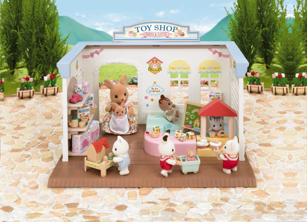 Toy Shop (Calico Critters)
