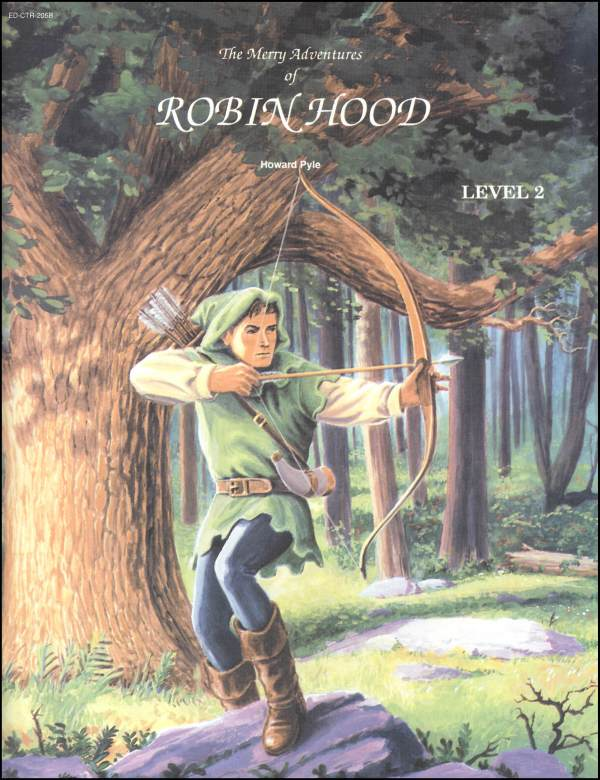 Merry Adventures of Robin Hood Worktext