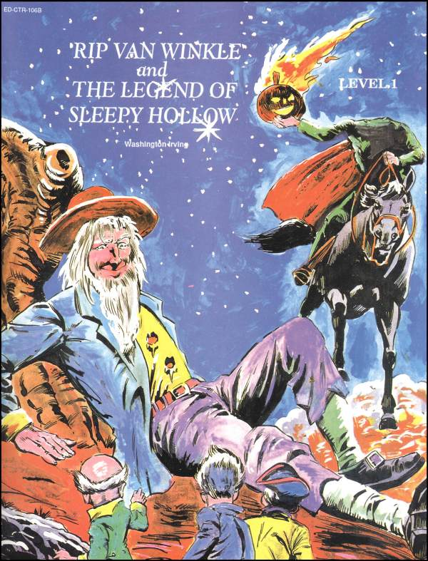 Rip Van Winkle and The Legend of Sleepy Hollow Classic Worktext