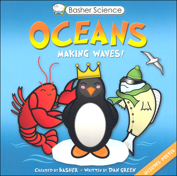 Oceans: Making Waves! (Basher Science)