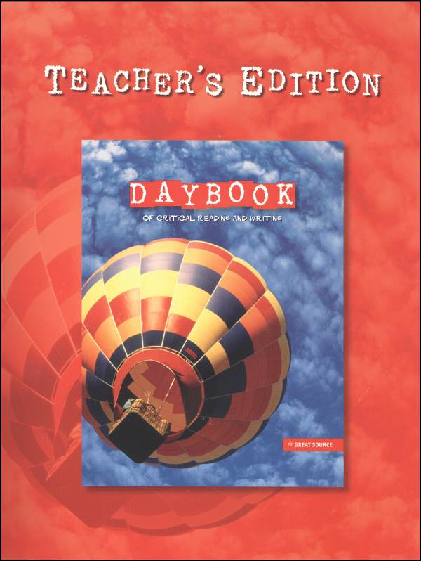 Daybook of Critical Reading and Writing Grade 5 Teacher (2008)