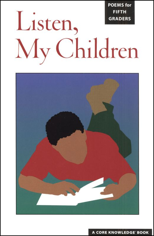 Listen, My Children: Poems for Fifth Graders