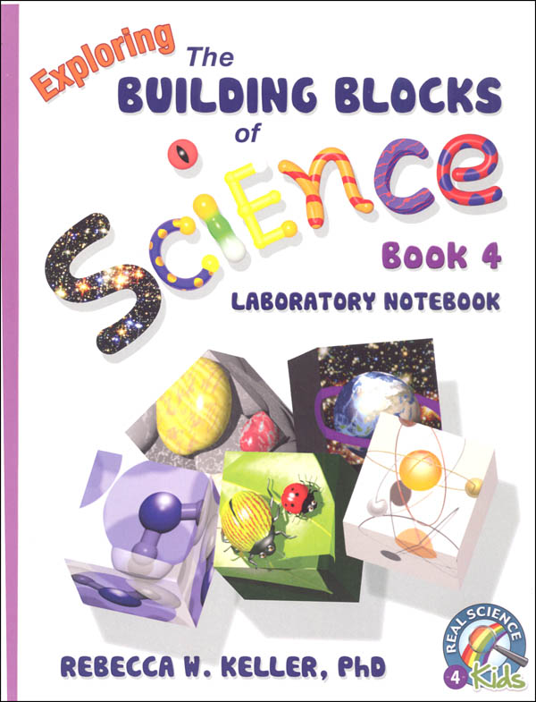 Exploring Building Blocks of Science Book 4 Laboratory Workbook