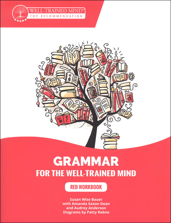Grammar for Well-Trained Mind: Red Wkbk