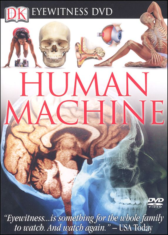 Eyewitness: Human Machine DVD