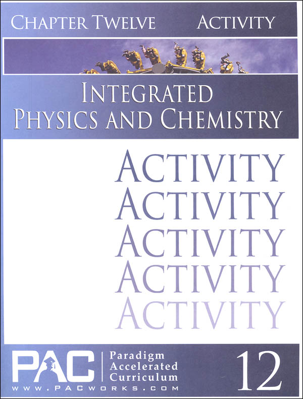 Integrated Phys & Chem Ch 12 Actys