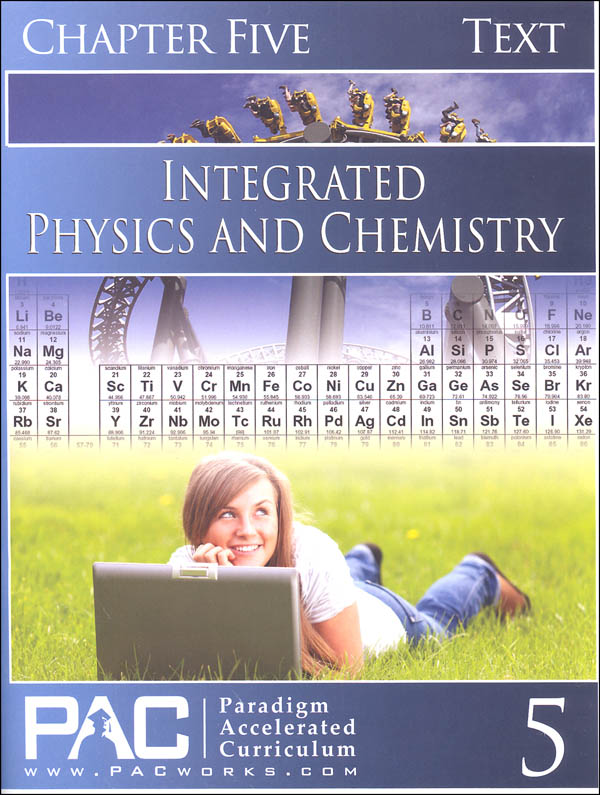 Integrated Physics and Chemistry Chapter 5 Text