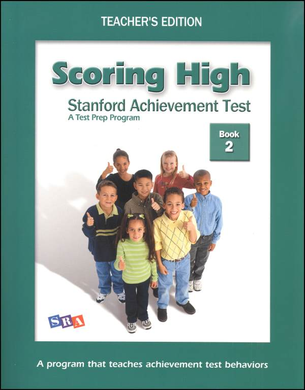 Scoring High SAT Book 2 Teacher