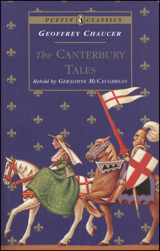 Canterbury Tales (Puffin Classics)