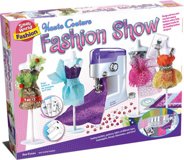 Haute Couture Fashion Show (Small World Fashion)