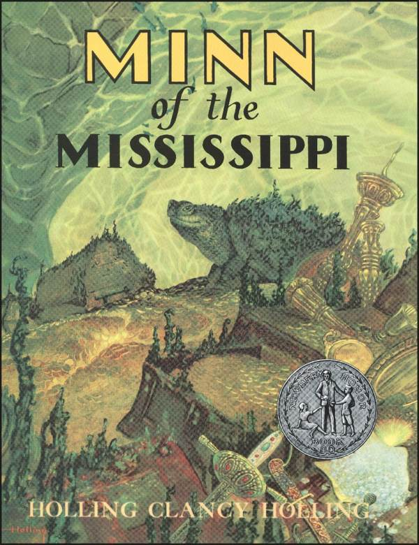 Minn of the Mississippi / Holling C. Holling