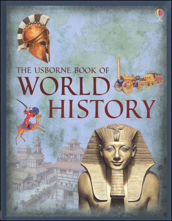 Book of World History (Usborne)
