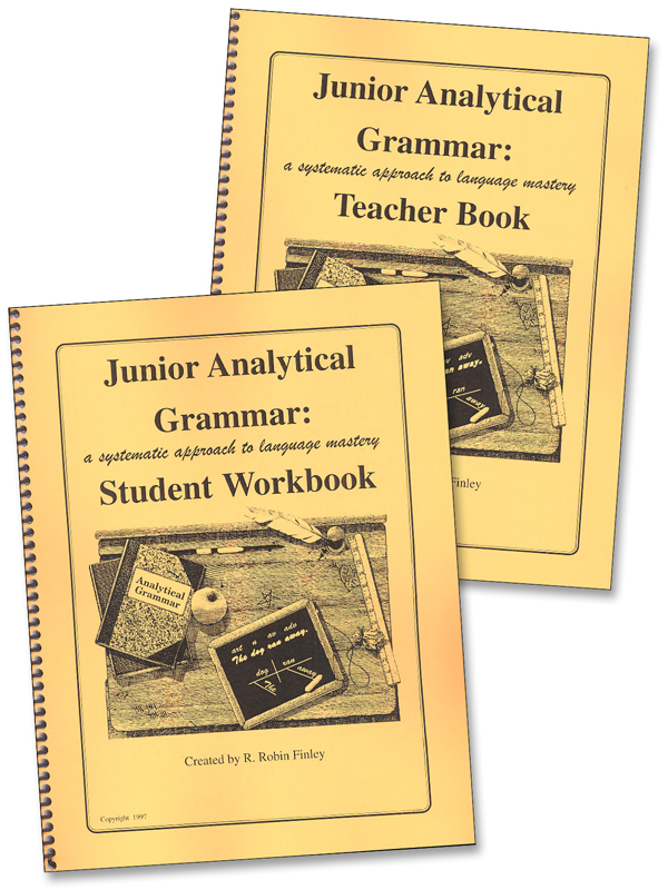 Junior Analytical Grammar Set