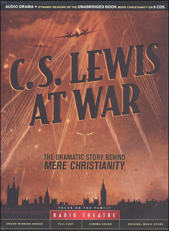 C.S. Lewis: At War CDs (Radio Theatre)