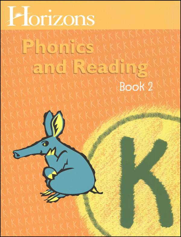 Horizons K Phonics and Reading Book 2