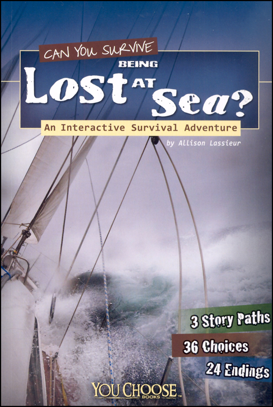Can You Survive Being Lost at Sea? An Interactive Survival Adventure