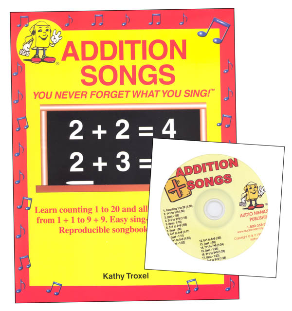 Addition Songs Kit w/ CD