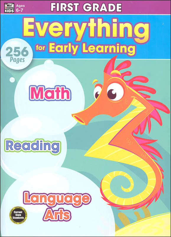Everything for Early Learning - Grade 1 (2018 Edition)