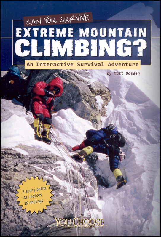 Can You Survive Extreme Mountain Climbing? An Interactive Survival Adventure