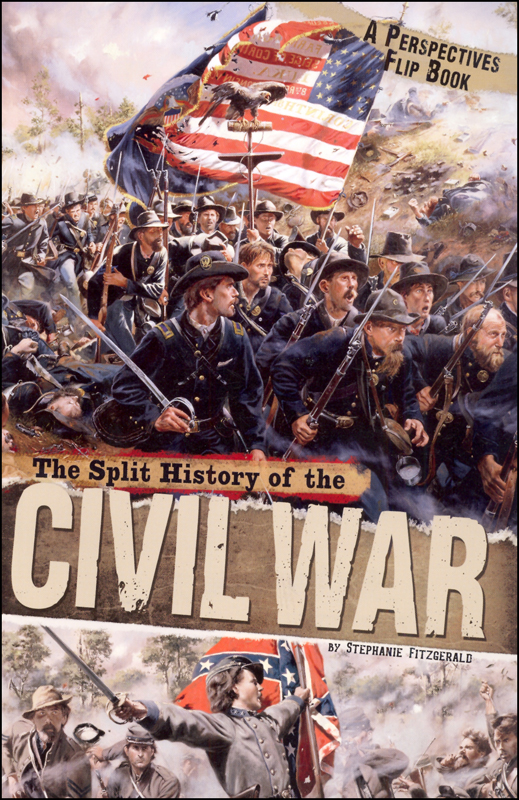 Split History of the Civil War (Perspectives Flip Book)