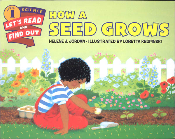 How a Seed Grows  Stage 1 LR + FOAS books