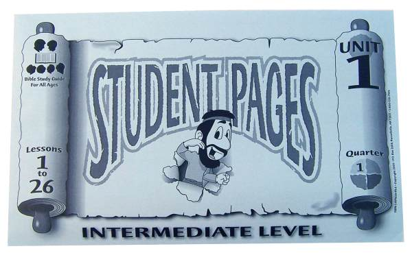 Intermediate Student Pages Lessons 001-26