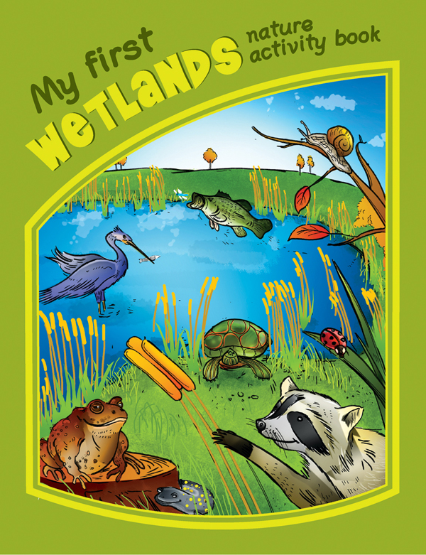 My First Wetlands Nature Activity Book