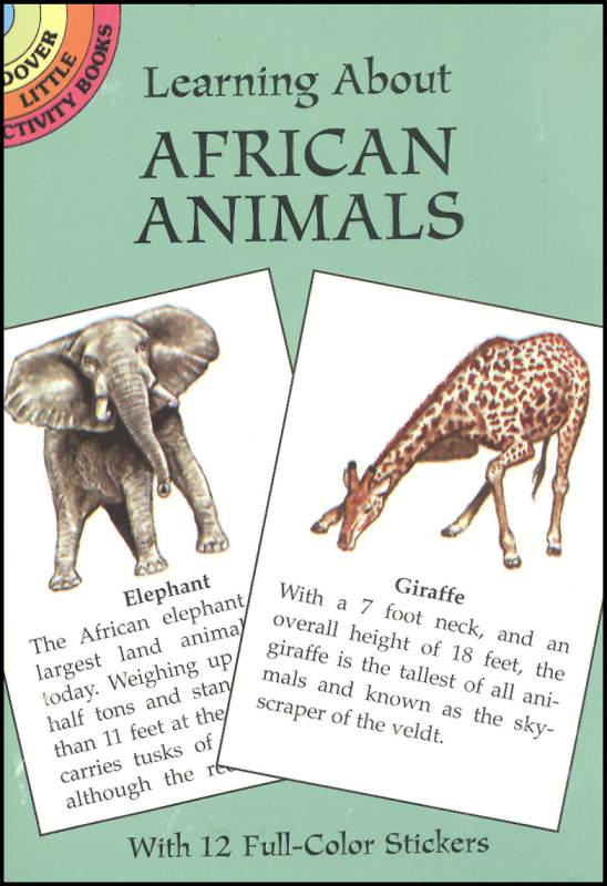 Learning About African Animals