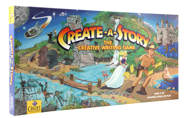Create-A-Story Board Game