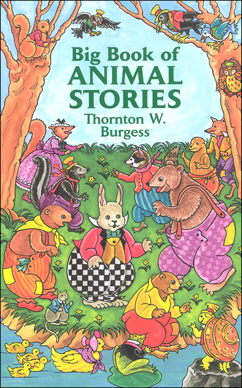 Big Book of Animal Stories