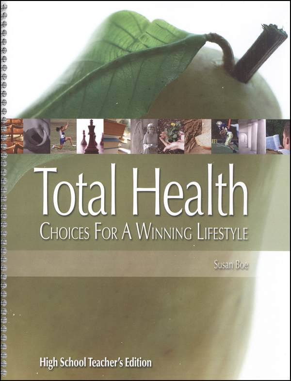 Total Health: Choice for Win Lifestyle Tchr