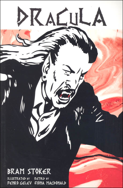 Dracula (Classic Graphic Fiction)