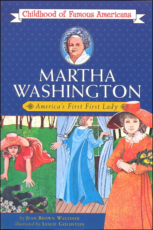 Martha Washington (Childhood of Fam Americns)