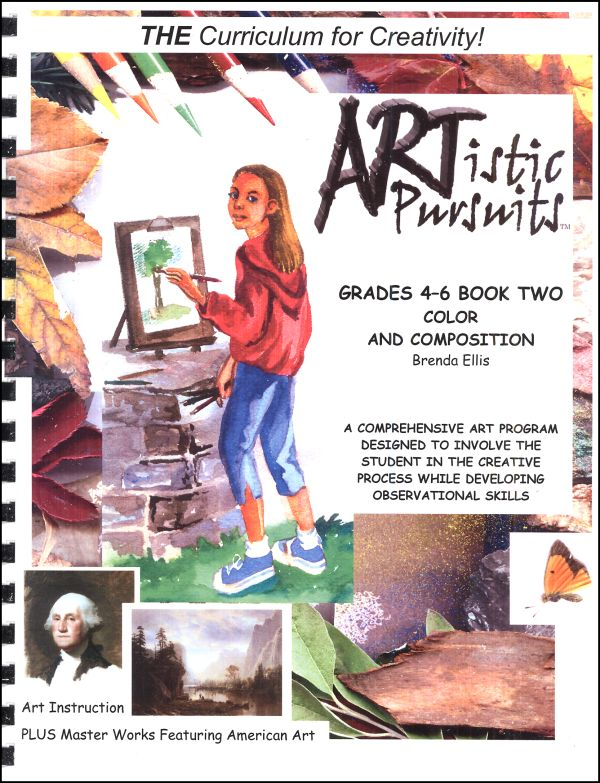 Artistic Pursuits Book 2 Grades 4-6 2nd Edition