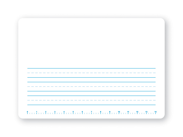 Dry Erase Storyboard/Place Value/Ruler