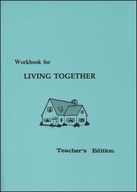 Living Together Workbook Teacher's Edition