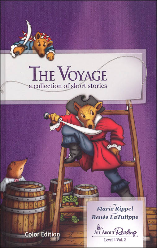 Voyage: A Collection of Short Stories Color Edition